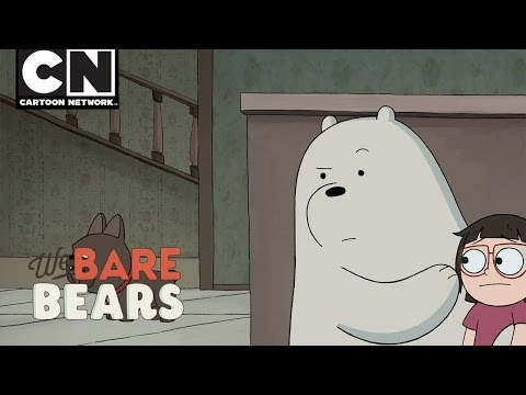 We Bare Bears | Demon Battle | Cartoon Network