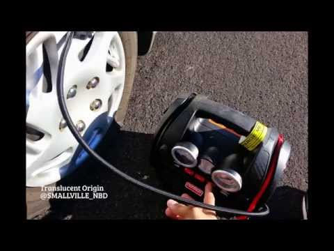 "PowerStation PSX3 Portable Jumpstarter ""How-To Fix-A-Flat Tire"" (Hawaii Edition)"