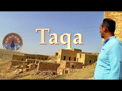 Taqa - ein verlassenes ezidisches Dorf in Türkei-Kurdistan
