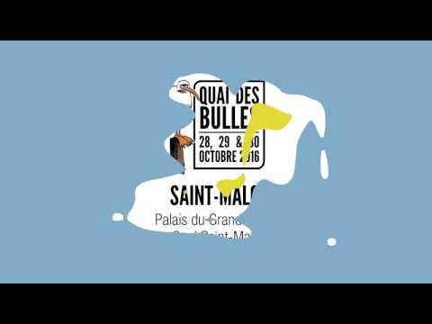 WEB TV Quai des Bulles 2016  Jour J.3