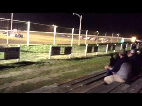 Kyle Prauner - Riviera Raceway 4-26-14