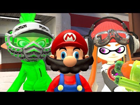 [smg4-entry]-spider-with-mario-and-meggy