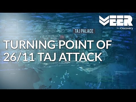 Operation Black Tornado   Turning Point of Terror Situation at Taj   Battle Ops   Veer by Discovery