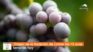 Origen de la tradición de comer las 12 uvas