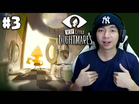 Six Tersesat, Butuh Bantuan - Very Little Nightmares Indonesia - Part 3