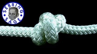 Knot Tying: The Double Overhand Knot