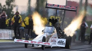 The Torrences go one and two on the last pass Friday in Topeka
