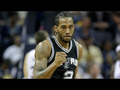 Kawhi Leonard BEST PLAY from EVERY GAME | 2016-2017 San Antonio Spurs