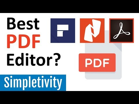 Which PDF Editor Is Best? (Review & Compare)