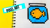 Draw Handmade Pixel Art Como Dibujar Coca Cola Youtube