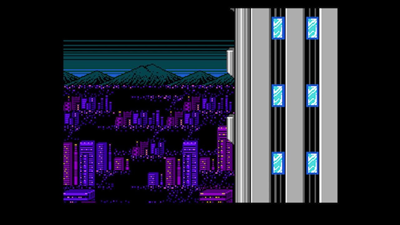 Mega Man Animations in full
