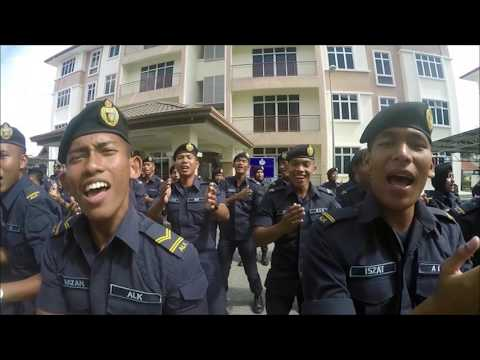 UPNM War Dance & War Cry (Batch 2014)