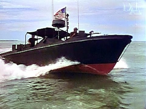 River Patrol (Restored Color) US Navy Mekong Delta Operations 1967