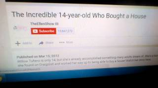 The Incredible 14-year-old Who Bought a House