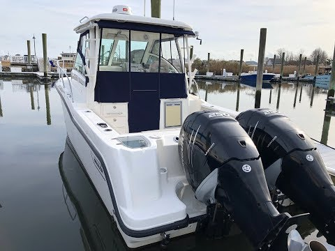 2015 Boston Whaler 285 Conquest Boat For Sale In Westbrook, CT
