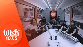 "A for A performs ""Alapaap"" LIVE on Wish 107.5 Bus"