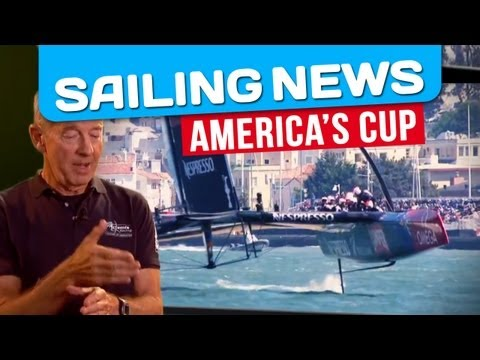 America's Cup: Faster than wind / AC72