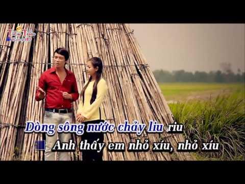LK Về Quê-Karaoke-Dương Hồng Loan ft Lê Sang