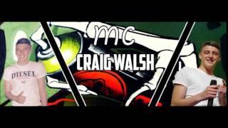 MC Craig Walsh -  Teenage Crime (Avicii remix)