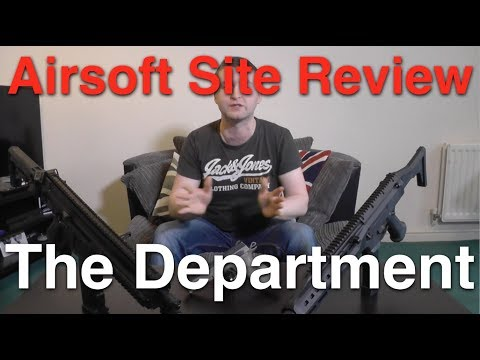 Airsoft Site Review - The Department