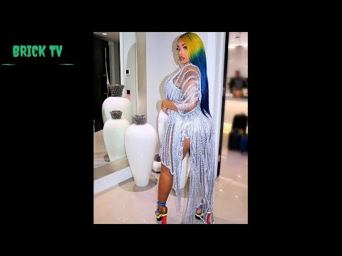 Stefflon Don Photo Shoot For Vogue & Q magazine
