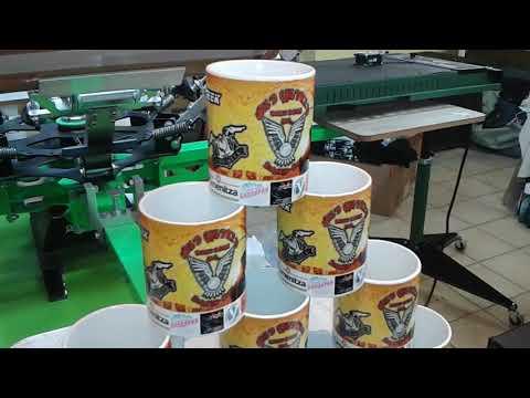 Печат на чаши,сублимация
