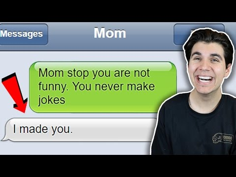 Funniest Texts From Moms!