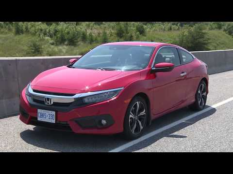 2017 Honda Civic Coupe Touring Test Drive