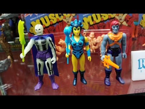 Masters Of The Universe Reveals From Super7 at Toy Fair 2018