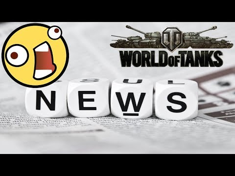 PLANY WG DO KOŃCA ROKU - NEWS - World of Tanks