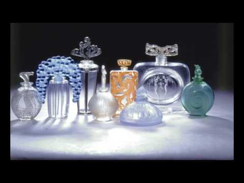 Rene Lalique DESIGN (1860-1945)  The Master Of Glass Ever.