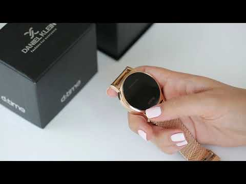 How To: Set Up Your Daniel Klein D:time Touch Screen Watch