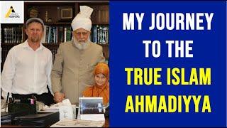 Inspiring Convert Story : My Night of Destiny : How I Accepted the True Islam, Ahmadiyya