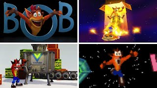 CRASH Bandicoot Start-Up Intro EVOLUTION