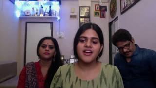 Meri Pyari Ammi Live by Meghna Mishra on Virtual Mothers Day 2020 Seth Anandram Jaipuria School
