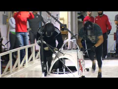 Canadian National Bobsleigh Team Prepares for Sochi 2014 Olympics