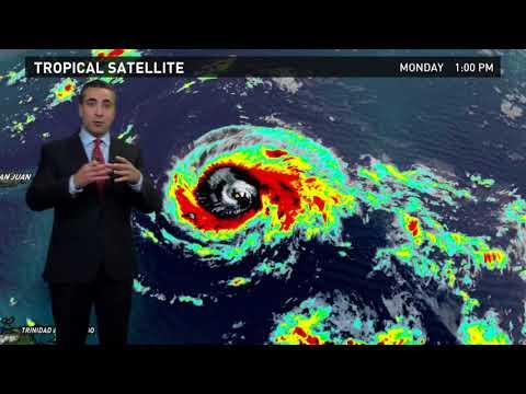 Tracking Hurricane Irma: Outlook for Sept. 4, 2017