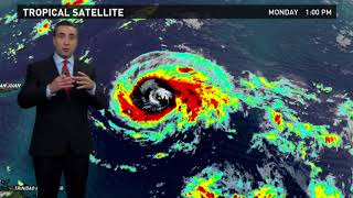 Tracking Hurricane Irma: Outlook for Sept. 4, 2017