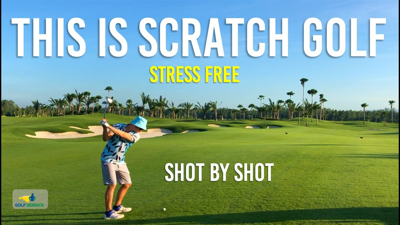 HOW TO PLAY SCRATCH GOLF totally Stress Free Zen Zone PART 1
