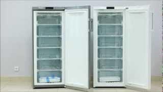 видео Морозильные камеры