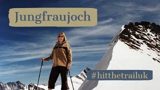 JUNGFRAUJOCH  SWITZERLAND | Hiking from the Top of Europe to Mönchjochütte