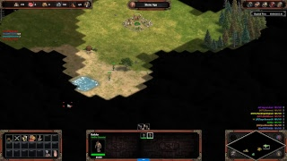 AOE DE SoiGia random game player Elo 20xx