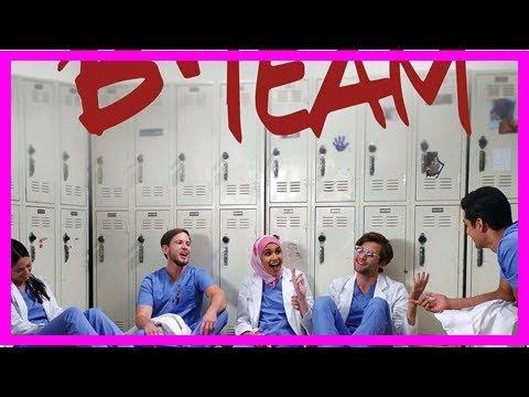 Download Grey's Anatomy dévoile la B-Team dans une web-série
