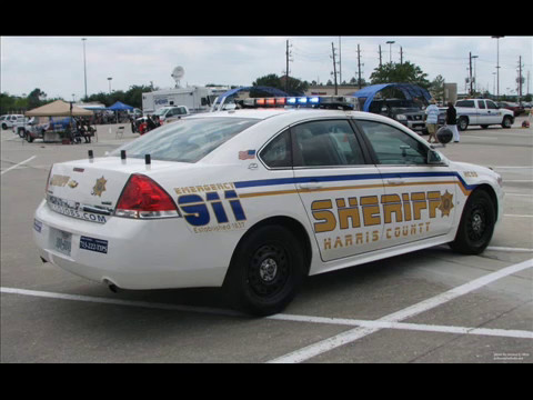 Harris County, TX Sheriff Cars Then and Now