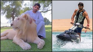 Crown Prince of Dubai - Lifestyle