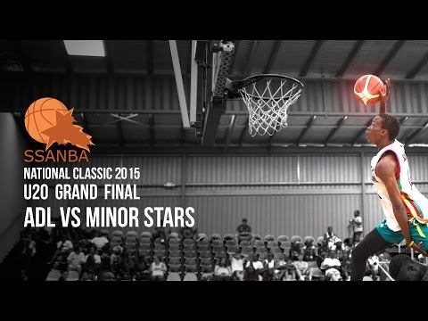 U20 Grand Final: Minor Stars v ADL @ SSANBA National Classic 2015