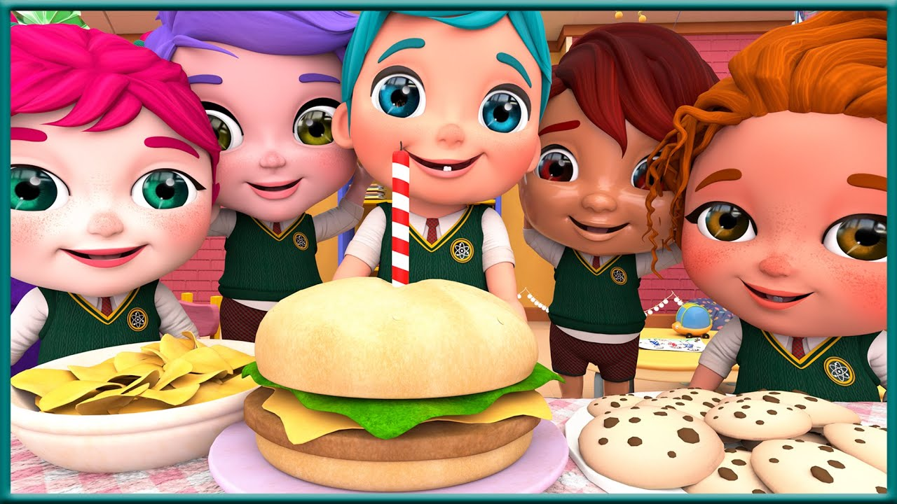 Happy Birthday Song , Birthday Song +More Nursery Rhymes Animation For Children - Viola Kids Tv