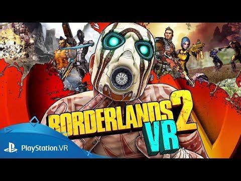 Borderlands 2 VR | Launch Trailer | PSVR thumbnail