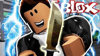 Roblox | YOUTUBER CORRUPT KNIFE ONLY WAR in MURDER MYSTERY 2!!