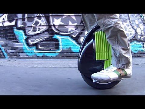 Super Fun TG Electric Unicycle
